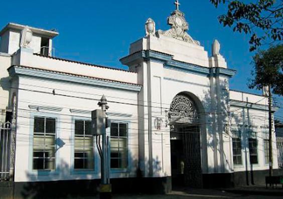 Floricultura E Cemiterio Da Ordem De Sao Francisco De Paula 928 1