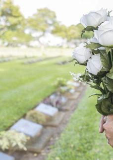 tipos de flores para velório