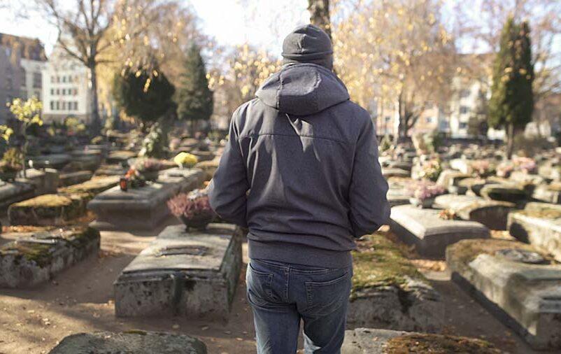 como agir após o falecimento de alguém que se ama?